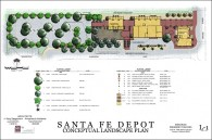 Concept-of-Commerical-Landscape-Plan-downtown-area-Redlands-CA