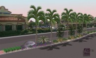 Concept-of-Median-Strip-in-Downtown-Area-Redlands-CA