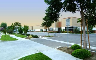 Large Commercial Center STB Landscape Architects